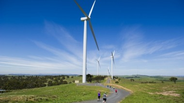 More than 90% of new electricity generated last year came from renewables. Fairfax