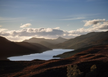 ACP is also involved in a scheme near Loch Arkaig. Picture: Contributed
