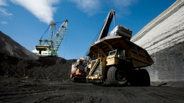 Many coal plants planned in Asia will not be built, say analysts(Pic: Peabody Energy)