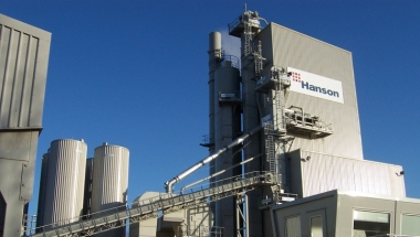 Hanson's West Drayton Asphalt Plant in the London Borough of Hillingdon will be used for grid balancing.
