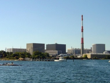 Millstone Nuclear Power Station in Waterford. Dominion Resources photo.