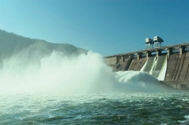 African dam