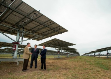 ConEdison Development joins CPS to dedicate Alamo 5 solar farm in Texas