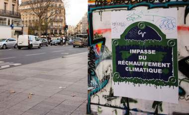 Concrete results of the COP21 Paris are materializing.