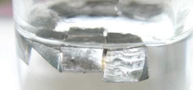 Lithium in Paraffin - Public Domain