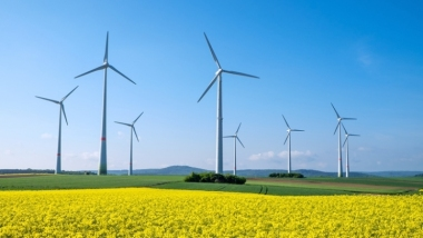 UK National Grid data revealed that 2015 was a record-breaking year for wind energy generation