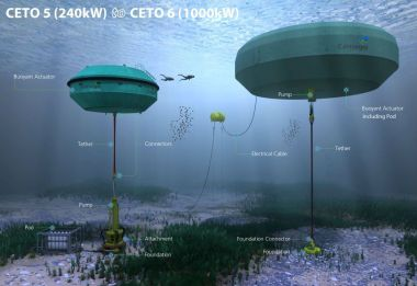 Carnegie's CETO wave energy