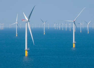 Scottish Power's West of Duddon Sands offshore wind farm (Scottish Power)