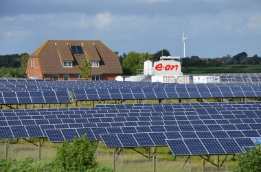 E.ON Climate & Renewables will build one of the two systems. E.ON image.