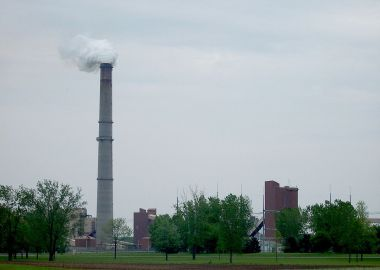 The Kintigh Generating Station in Somerset, New York. Photo by Matthew D. Wilson. CC BY-SA 2.5 generic. Wikimedia Commons.