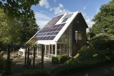 Polysolar glass PVs.