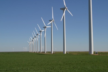 Wind farm. Image by Leaflet, CC BY-SA 3.0.