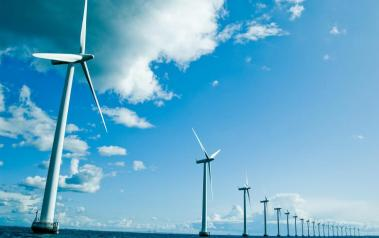Offshore wind turbines. Featured Image: Eugene Suslo / Shutterstock.com