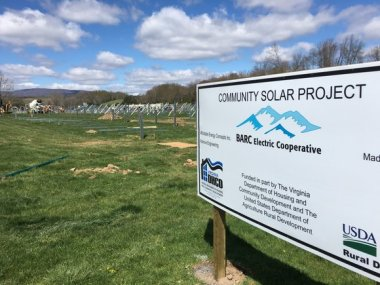 BARC Electric Cooperative project.