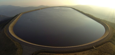 Czech pumped storage plant at Dlouhe Strane. AP Photo / Adam Pemble