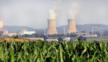 Three mile island nuclear plant. LNP file photo.