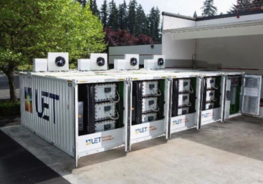 UniEnergy Technologies vanadium flow battery.