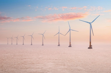 Offshore wind. Credit Sif.
