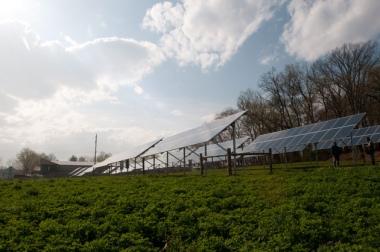 Ireland has no commercial solar farms. Source: Flickr.