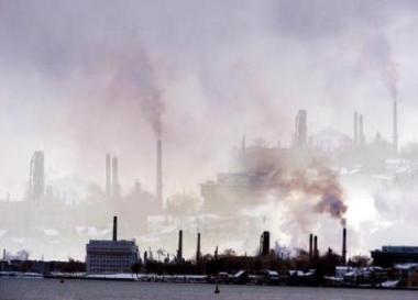 Scientists located 39 unreported sources of sulfur dioxide emissions.