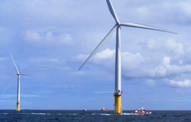 Offshore wind farm. Credit: reNews.