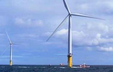 Offshore wind farm. Credit: reNews.