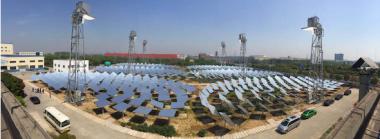 Solastor system for 24/7 solar power.