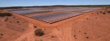 DeGrussa Solar Project.