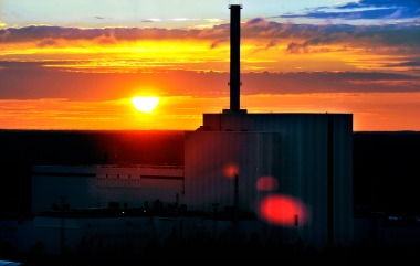 Forsmark nuclear power plant. Source: Tomas Oneborg - TT