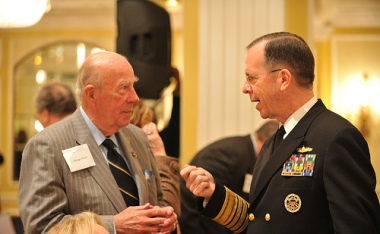 George Shultz, Secretary of State under President Ronald Reagan, has long been an outspoken supporter of a carbon tax.