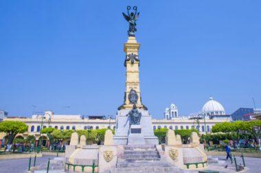 El Salvador. Image via Shutterstock