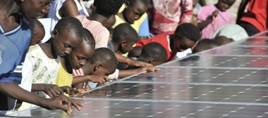 Zambia is getting solar power