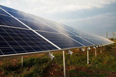 Solar panels. Credit courtesy of Pixabay