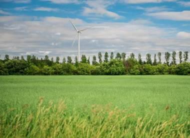 Armow wind farm.