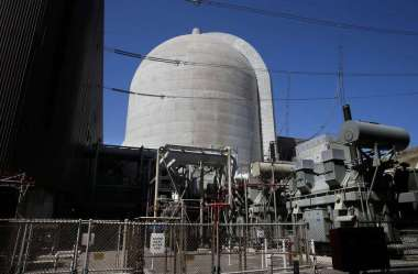 Diablo Canyon nuclear plant. Photo: Michael Macor, The Chronicle