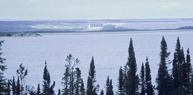 ABB completed a HVDC link between Canada and US to supply hydropower. Photo: Courtesy of ABB.