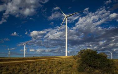 Noupoort Wind Farm. Source: www.noupoortwind.co.za. License: All Rights Reserved.