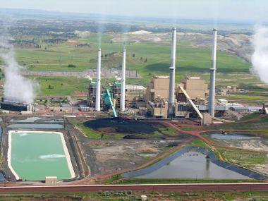 Colstrip power plant.