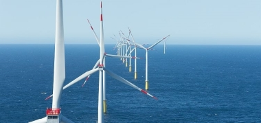 Germany built out a lot of offshore wind capacity in 2015, but progress will be more erratic in future.