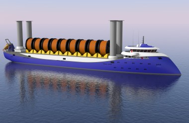 The Hybrid Flettner Freighter from C-Job will be added to the limited wind-assisted fleet.
