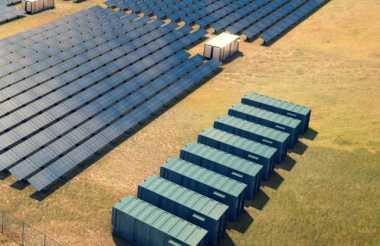 Lyon solar and storage.