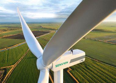 Senvion 3.2m114 turbine. Senvion image.