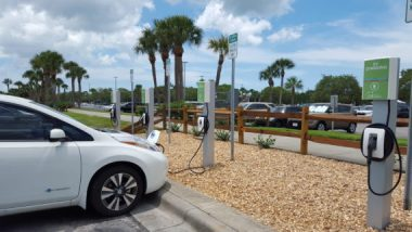 EV charging. Photo by Cynthia Shahan for CleanTechnica & EV Obsession.