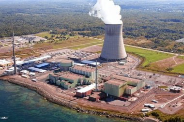 The Nine Mile Point plant in Oswego County. Constellation Energy photo.