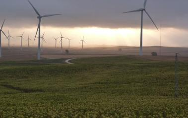 The Hinojal wind farm. Source: Fersa Energias Renovables SA.