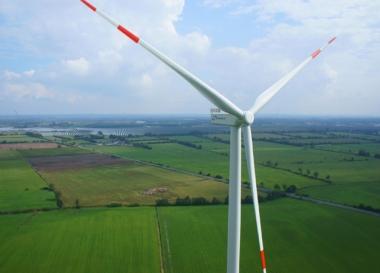 Nordex N117 3-MW wind turbine. Credit Nordex.