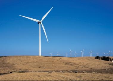 Vestas wind turbines. Vestas image.