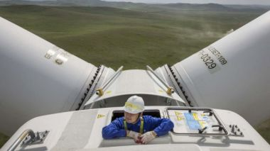 Politicians blamed wind farms for recent electricity supply concerns. Photo: Bloomberg