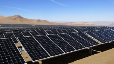 Egypt had aimed to meet 20% of its energy needs from renewable sources by 2020, but has pushed that back to 2022. (Reuters)