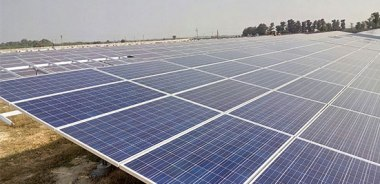 25 MW ReNew Power reference PV plant in Andhra Pradesh.